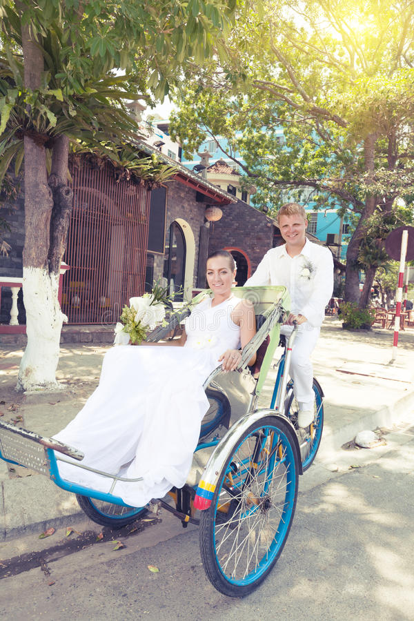 Download Bride and groom stock photo. Image of charming, holiday - 19346764