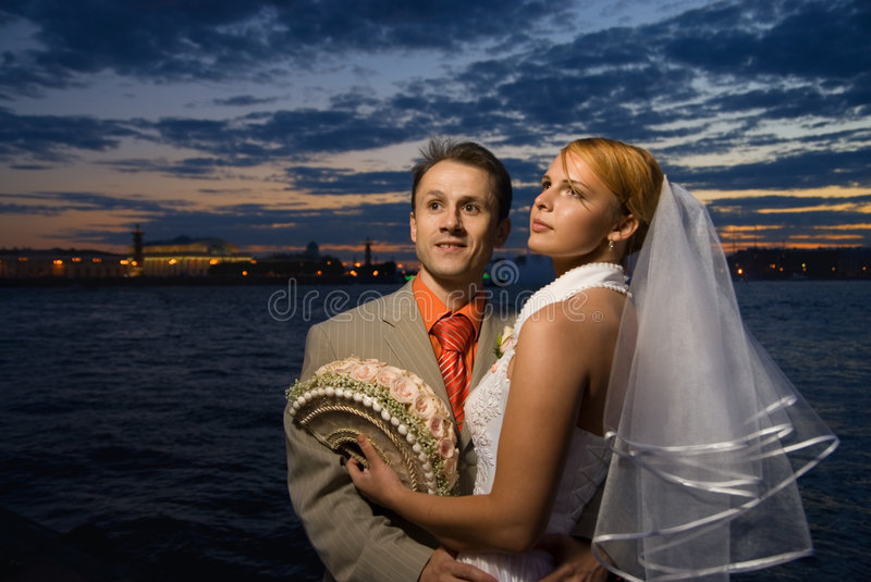 Download Bride And Groom Stock Image - Image: 2587861