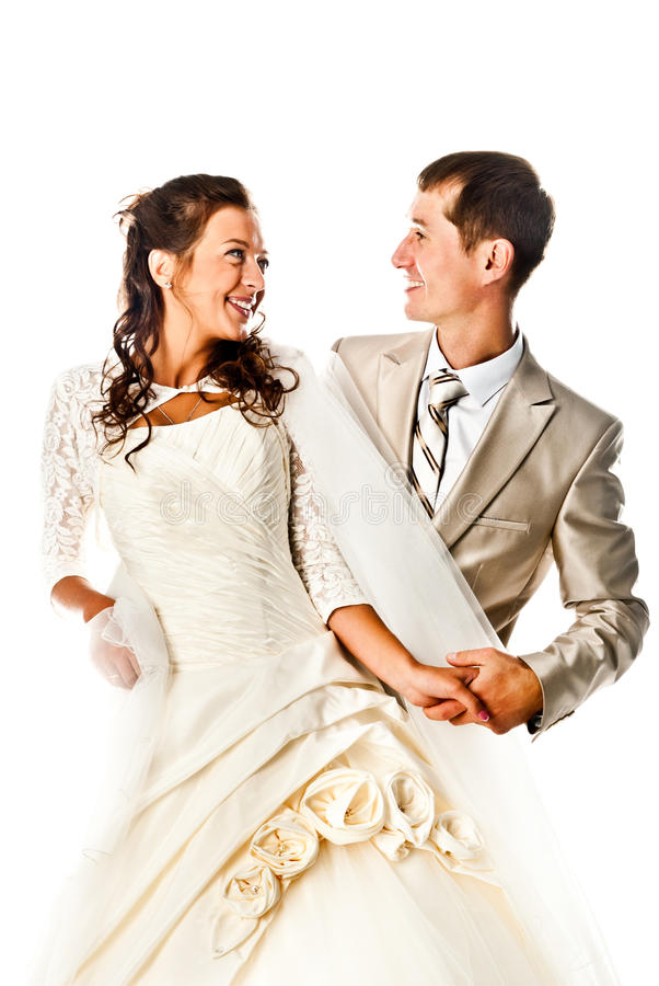 Download Bride And Groom Stock Photo - Image: 26821780