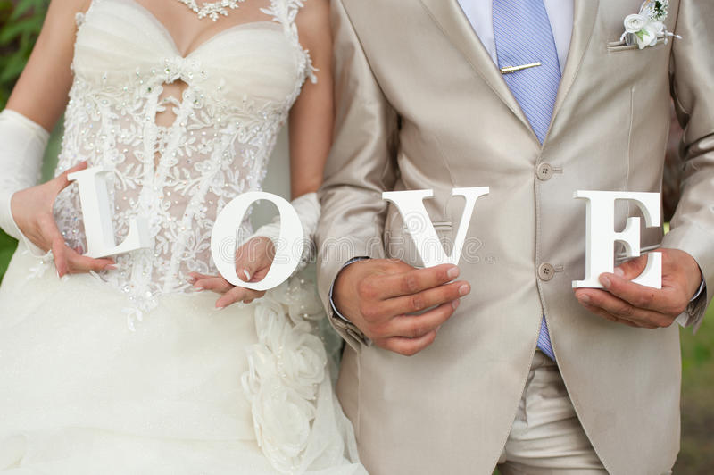 Download Bride and groom stock photo. Image of hand, caucasian - 26943024
