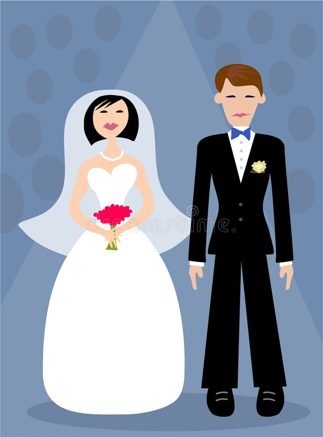 Download Bride And Groom Stock Photography - Image: 69032