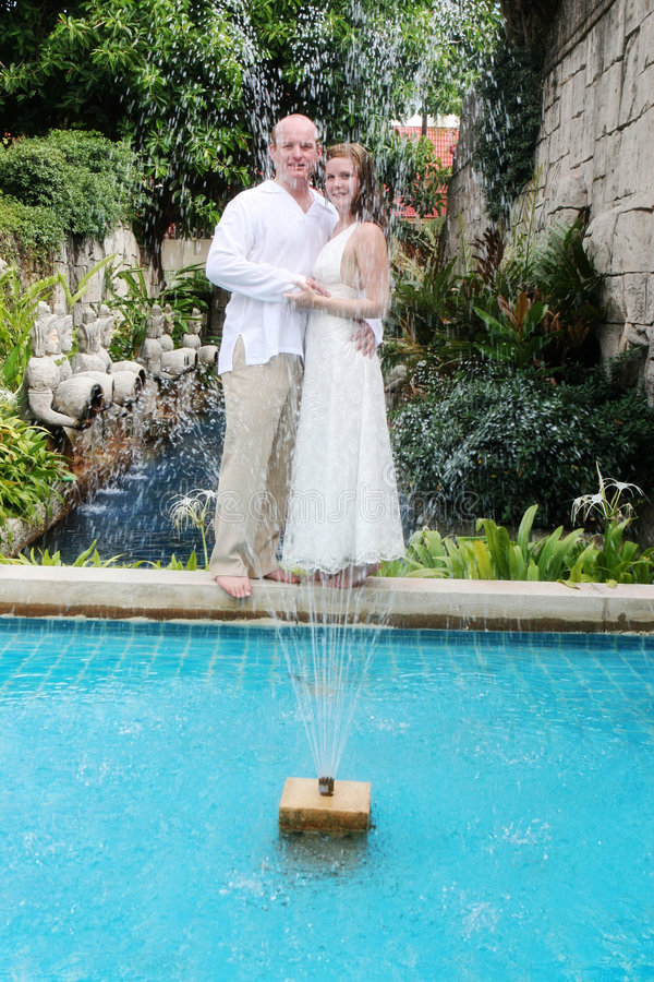 bride groom στοκ εικόνα