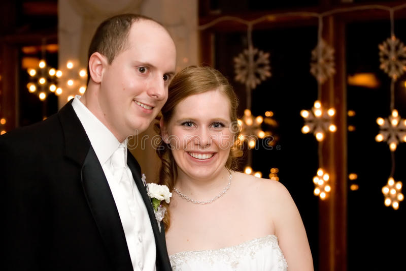 Download Bride & Groom Portrait stock image. Image of portrait - 15174613