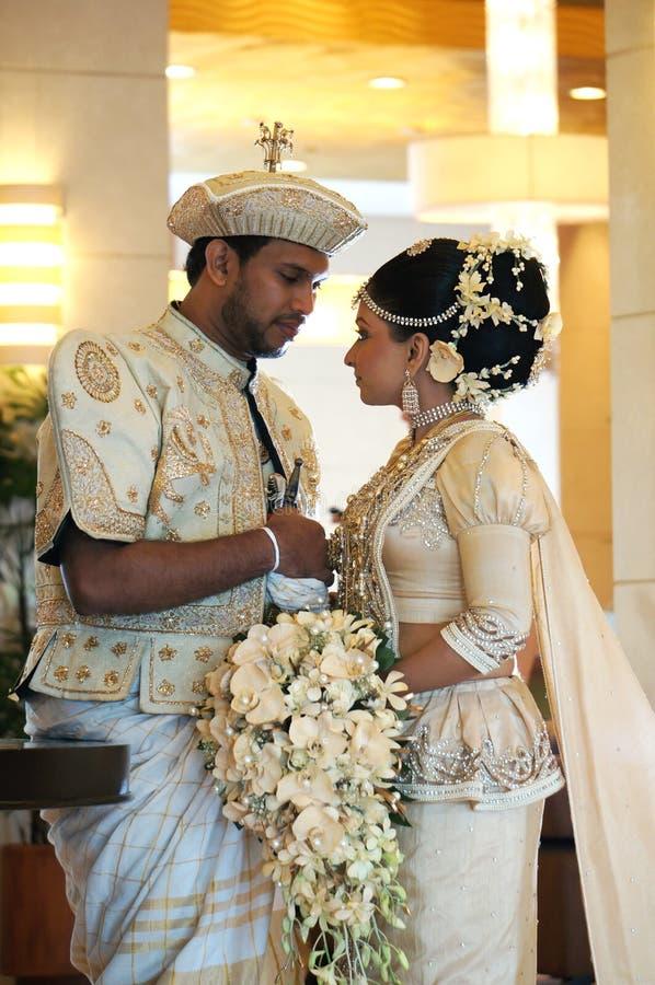 Sri Lanka Wedding Dress