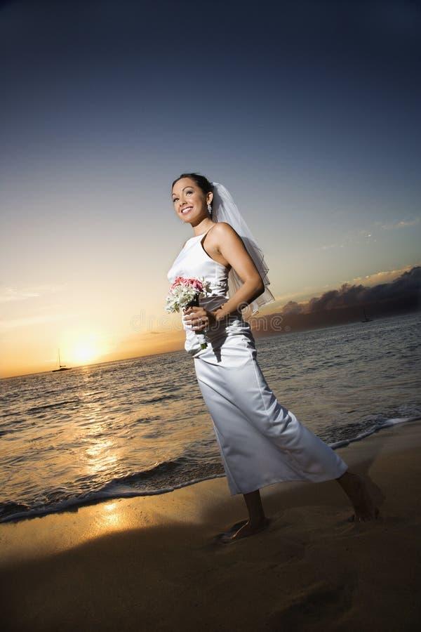 Download Bride Holding Bouquet Stock Photos - Image: 2045883