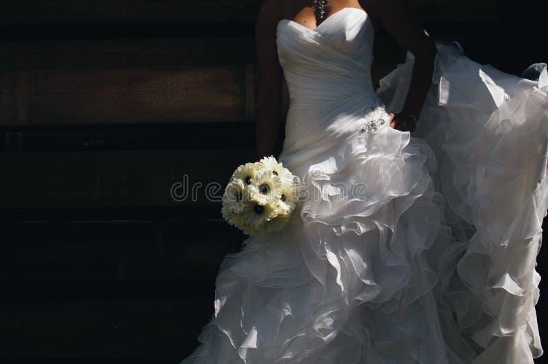 Bride Holding Bouquet Free Public Domain Cc0 Image
