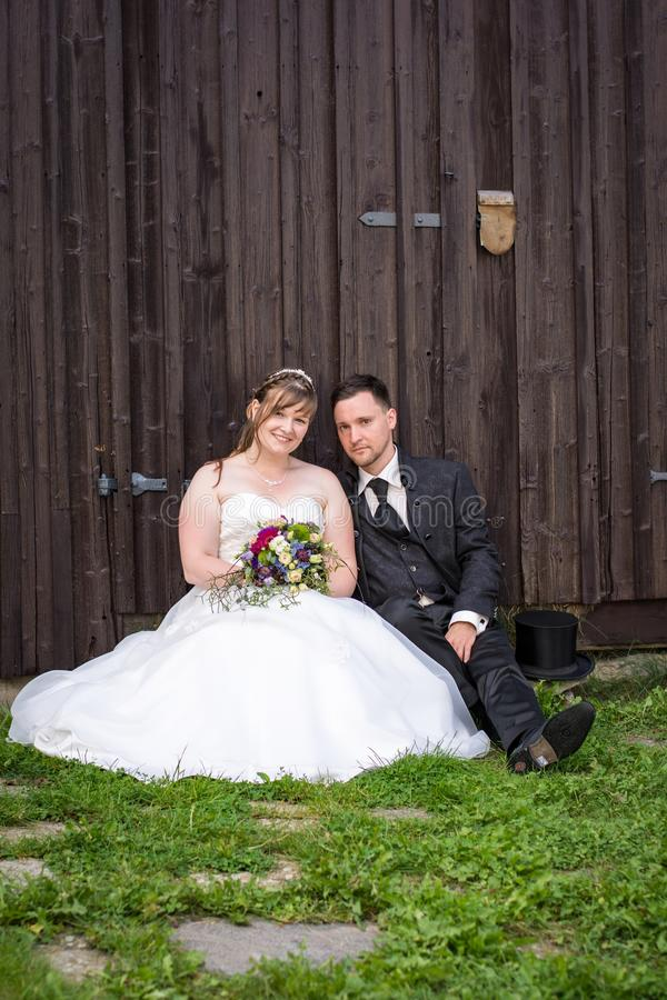 Bride, Photograph, Flower, Woman royalty free stock photography