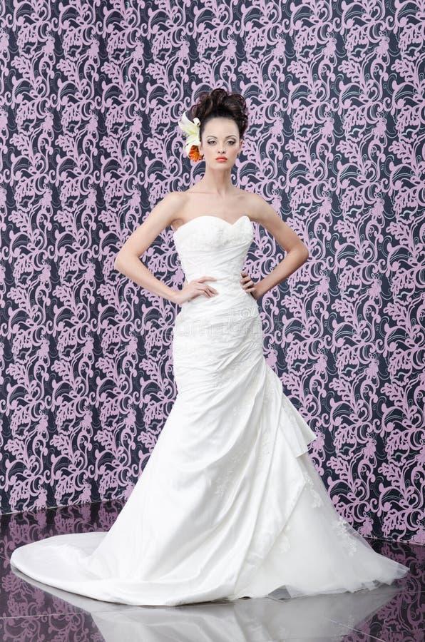 Download Bride portrait stock image. Image of luxury, confident - 23871451