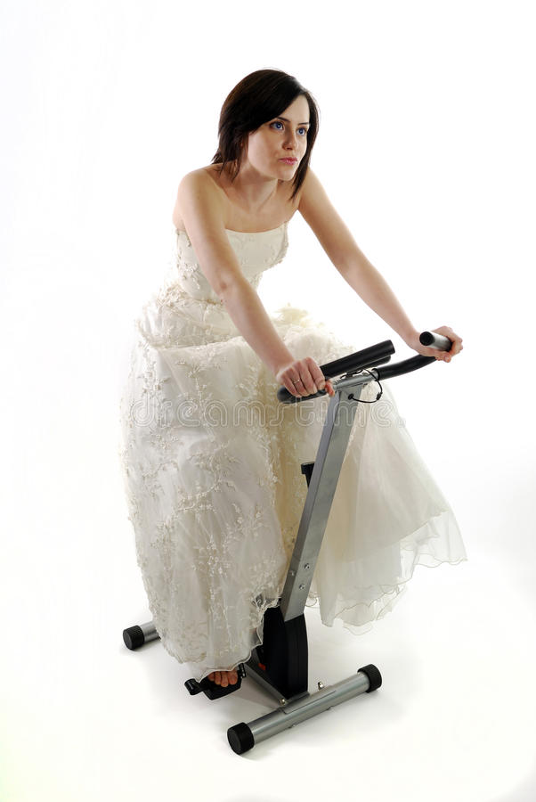 Download Bride  training stock photo. Image of activity, clothing - 14862570