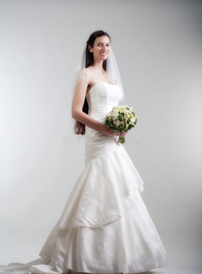 Download Bride In Wedding Dress Stock Image - Image: 20786541