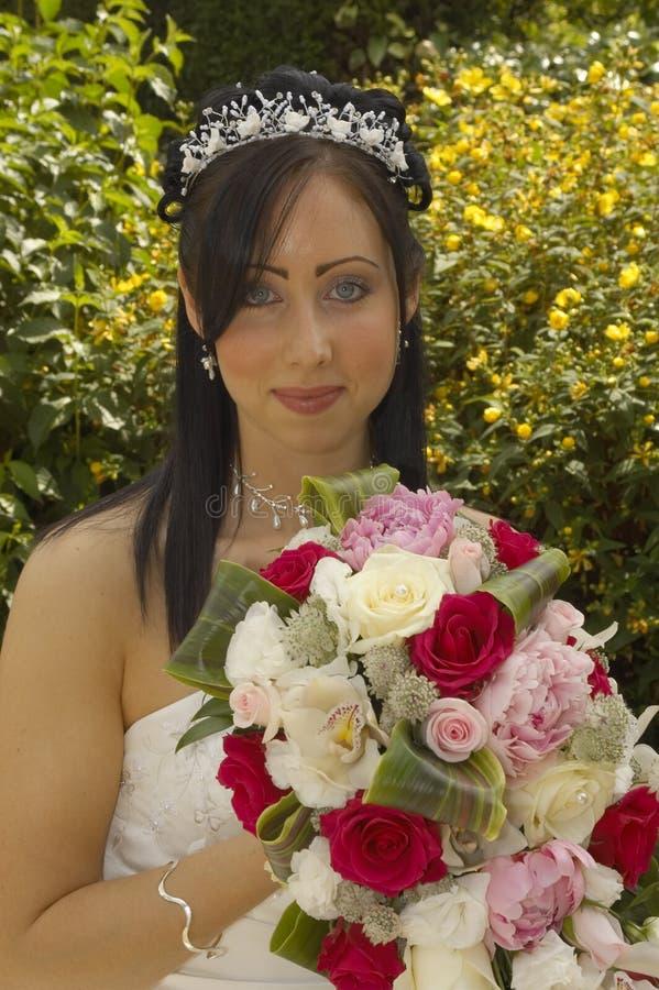 Bride25 lizenzfreie stockbilder