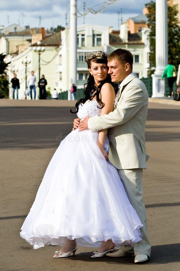 bridegroom невесты стоковые изображения rf