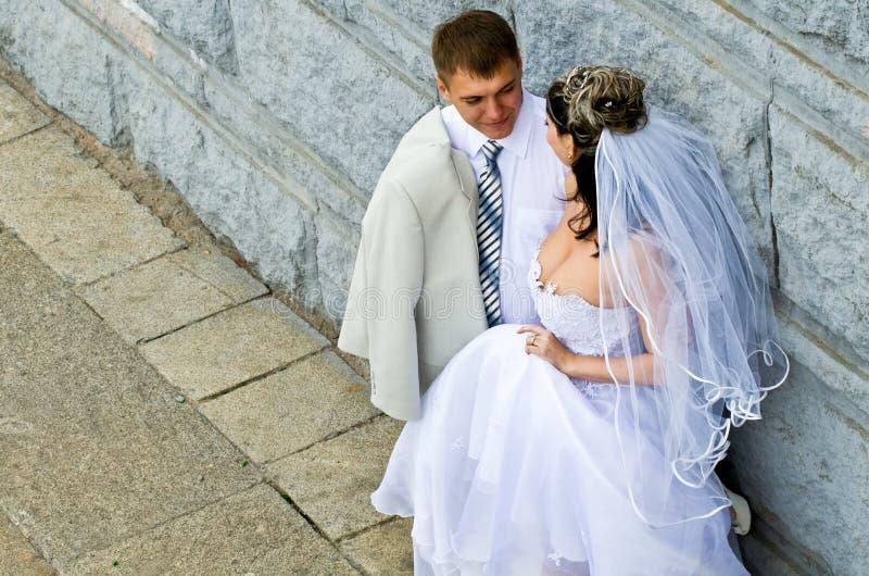 bridegroom невесты стоковые фотографии rf