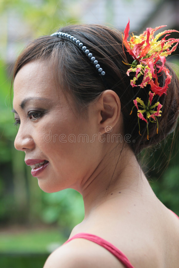 Download Bridesmaid stock photo. Image of asian, cute, glamorous - 5579666