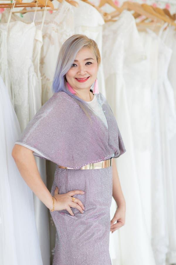 Bride and .bridesmaid royalty free stock photography