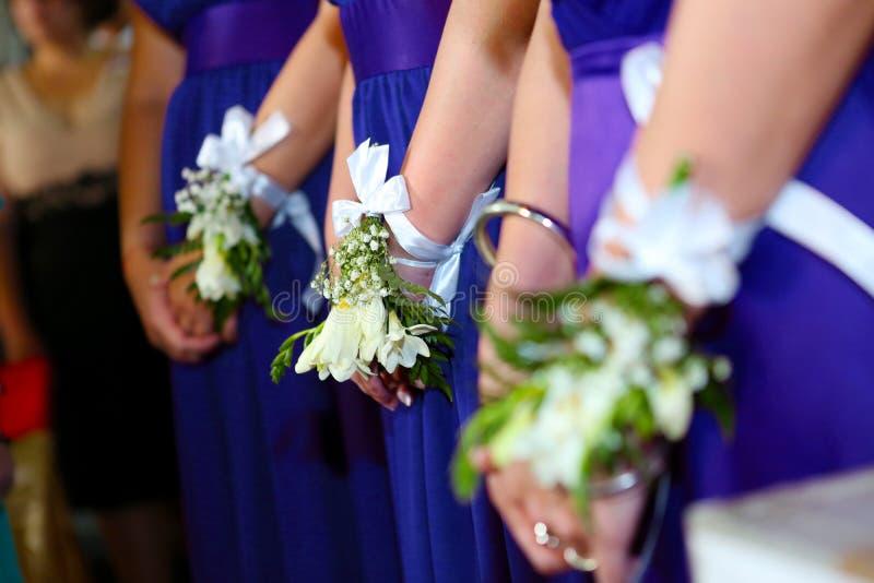 bridesmaids imagenes de archivo