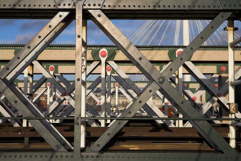 Download Bridge #1 stock photo. Image of girders, travel, winter - 474808