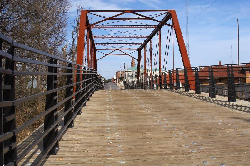 Download Bridge stock image. Image of waxahachie, streets, city - 1711561