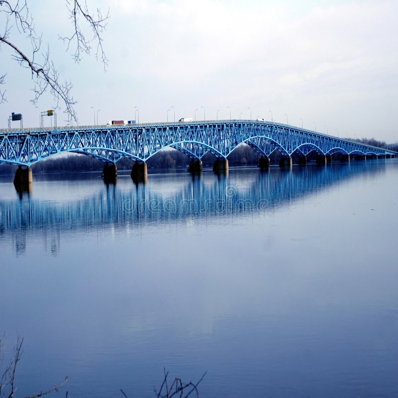 Download Bridge 2 stock image. Image of expansive, travel, object - 113333
