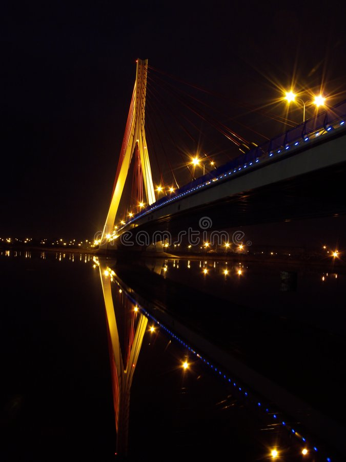 Download Bridge stock image. Image of link, fear, heights, distance - 2310637