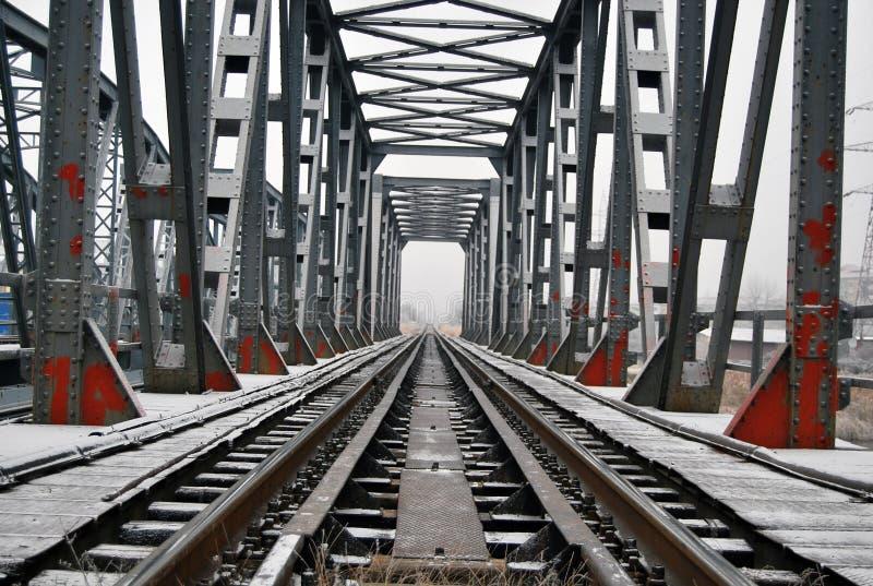 Download Bridge stock photo. Image of rail, train, view, beautiful - 24593878