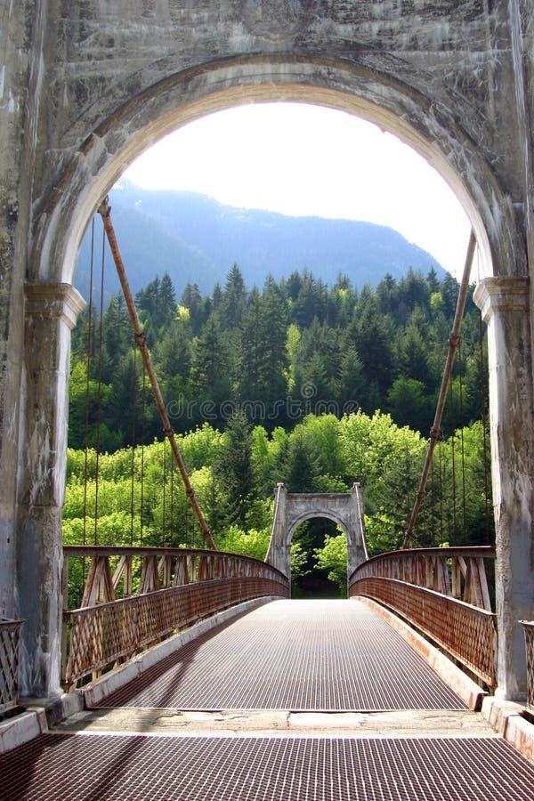 The Bridge stock images