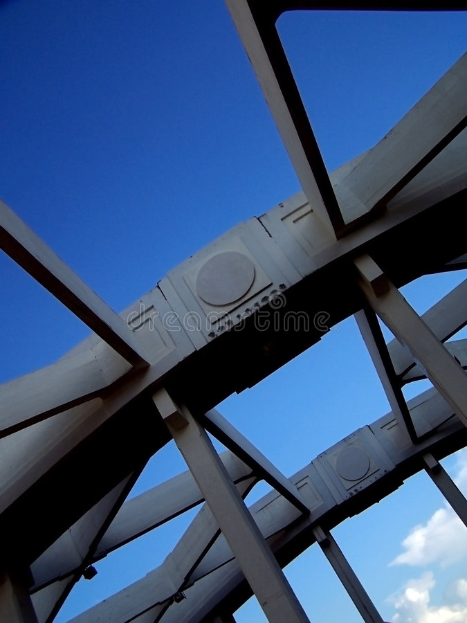 Download Bridge stock photo. Image of architecture, bridge, design - 466452