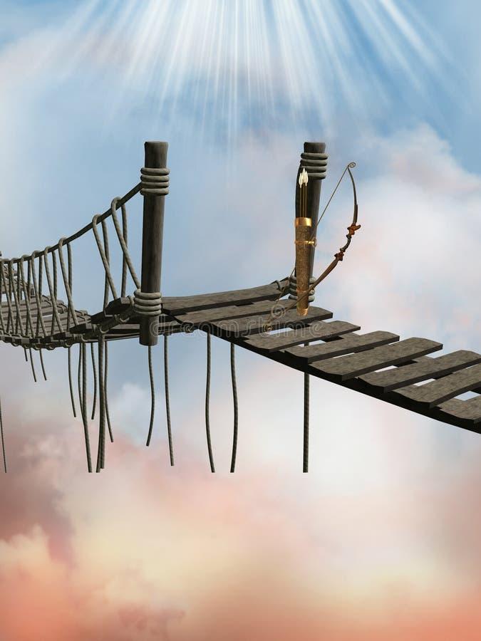 Bridge vector illustration
