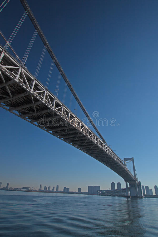 Download The Bridge Across Tokyo Bay Stock Photo - Image: 31275500
