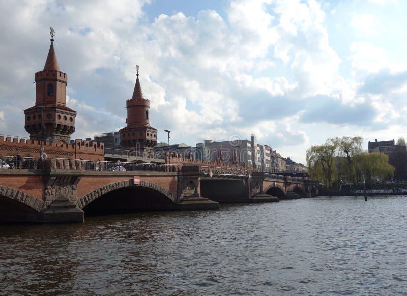 Download Bridge in Berlin city stock photo. Image of landscape - 39502840