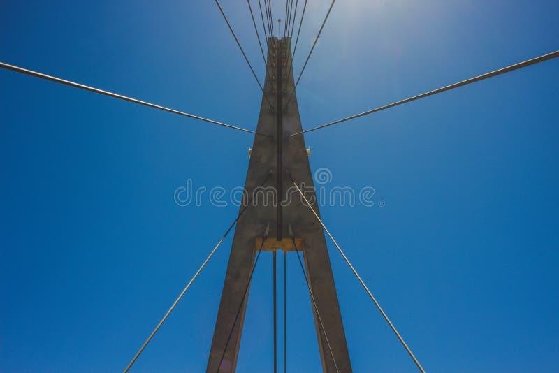 Bridge. Bridge over the river ¨Fuengirola¨ in Fuengirola stock photography