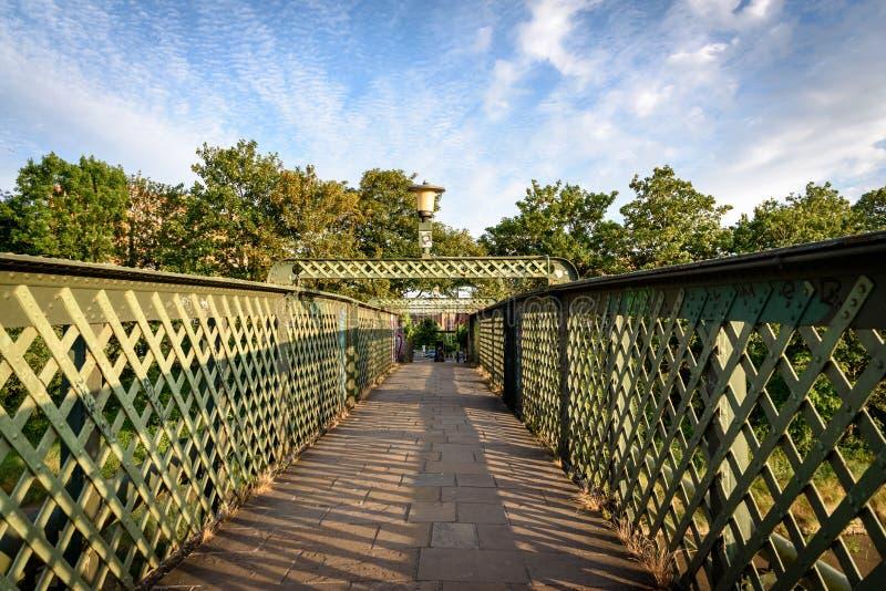 Bridge of Bristol UK stock image