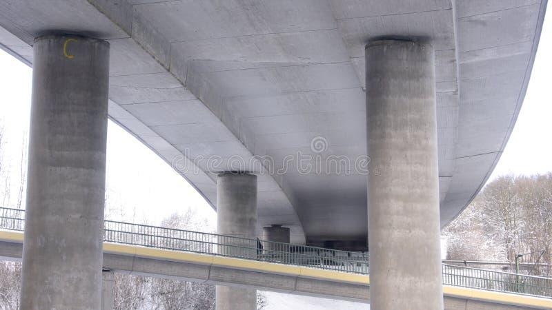 Bridge Construction stock photography