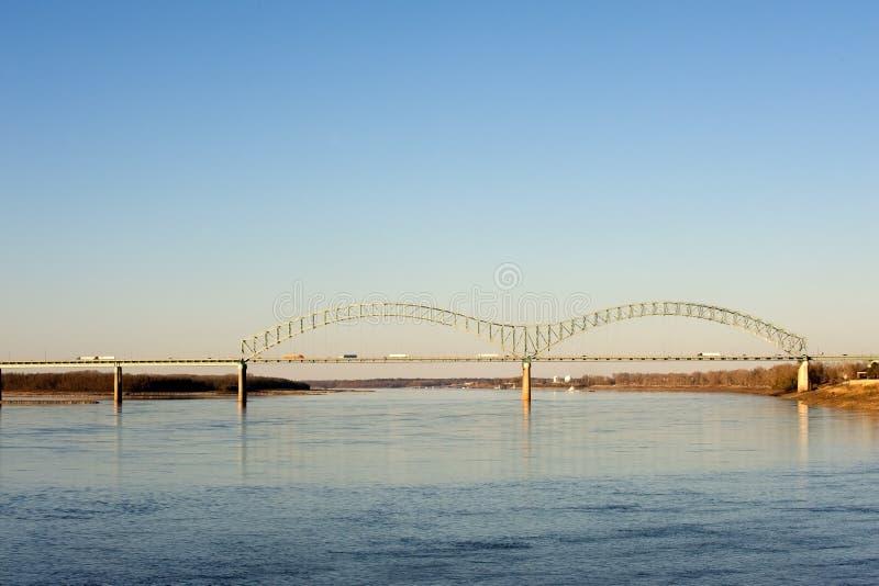 Bridge Desoto Hernando Στοκ Εικόνα