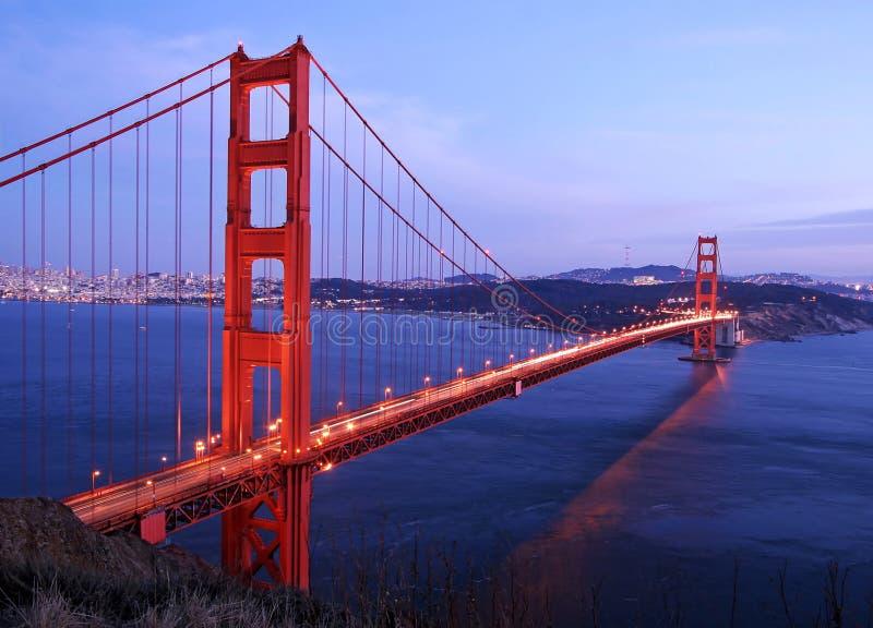 bridge gate golden στοκ φωτογραφία με δικαίωμα ελεύθερης χρήσης