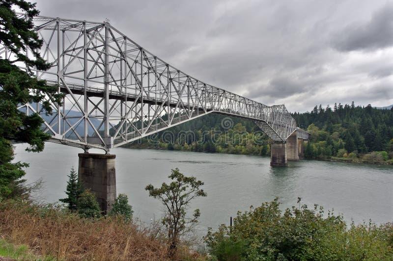 Bridge Of The Gods Royalty Free Stock Image