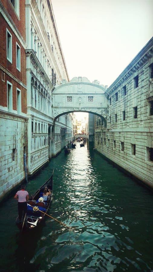 The bridge of sights stock photos