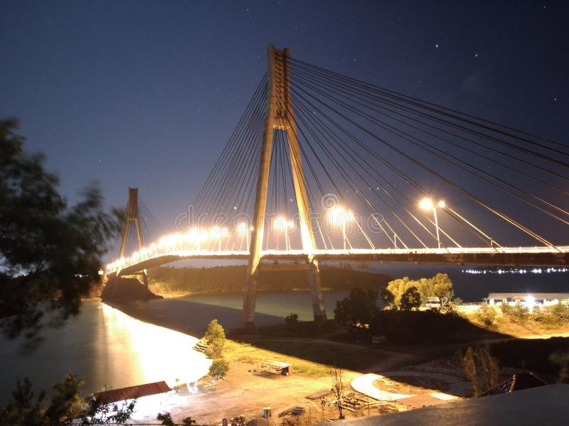 Bridge Light royalty free stock photos