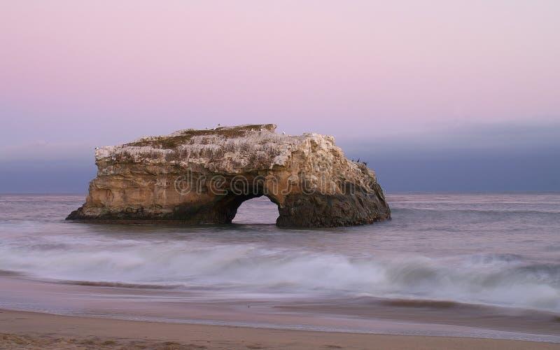 bridge naturalnego zdjęcie royalty free