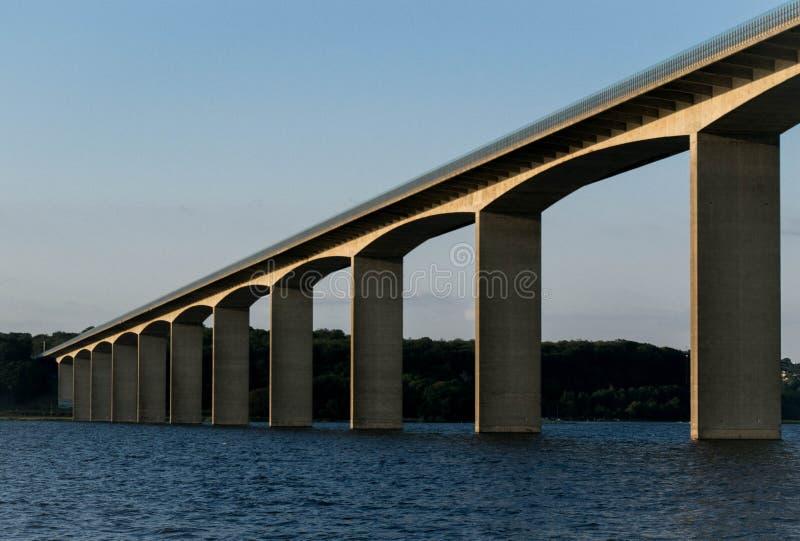 Bridge Near Lake Free Public Domain Cc0 Image