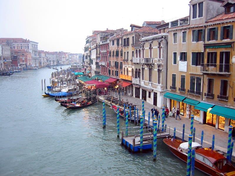 bridge otoczenia kantor Wenecji obraz stock