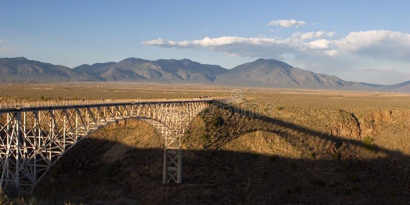 Download Bridge over Rio Grande (2) stock image. Image of engineering - 926295