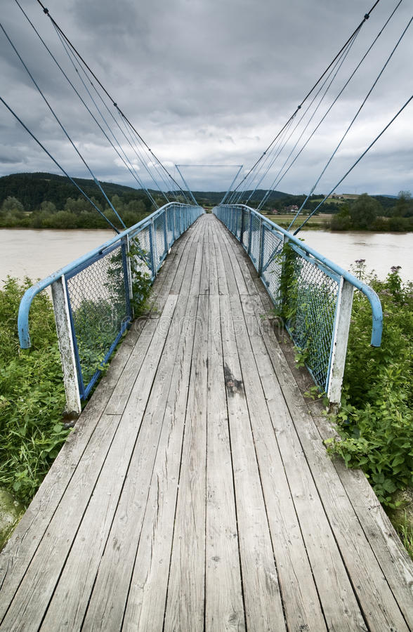 Download Bridge over river stock photo. Image of perspective, water - 25106786