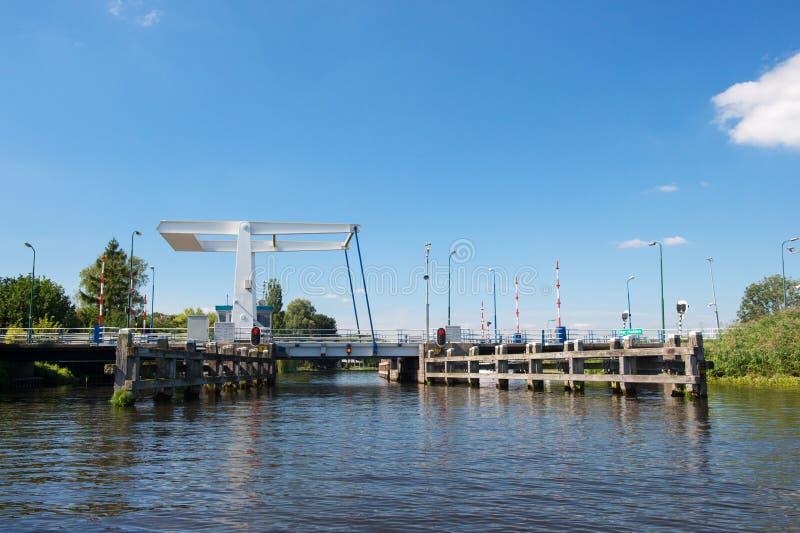 Bridge Over River Stock Photos