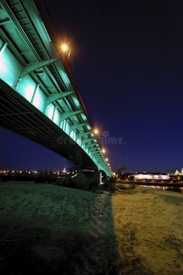 Download Bridge Over The Vistula River Stock Photo - Image: 19998278