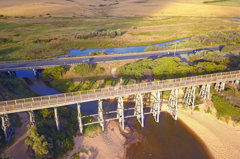 Download Bridge At Kilcunda, Victoria Stock Photo - Image of inlet, ocean: 106988958