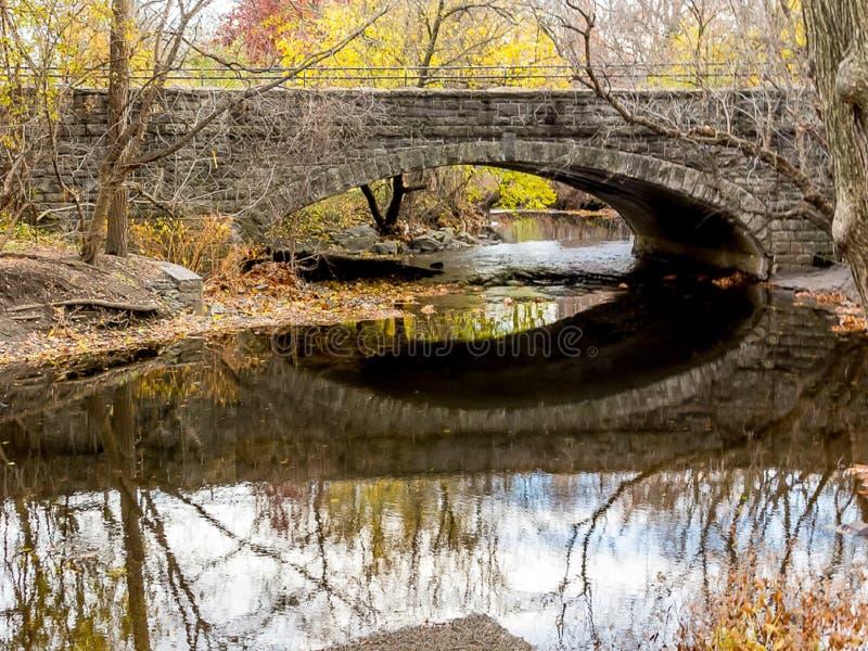 A Bridge Over Water stock photos
