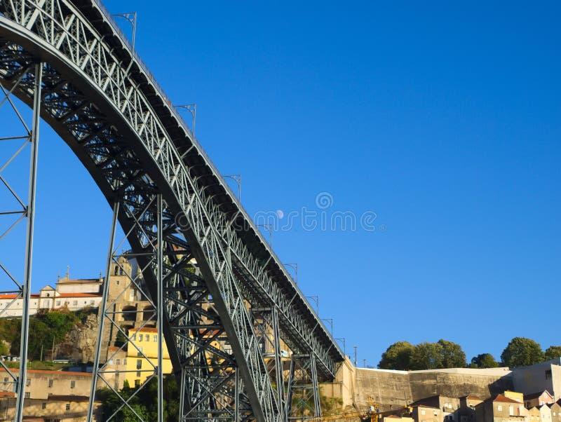 Bridge Ponte de D luis 免版税库存图片