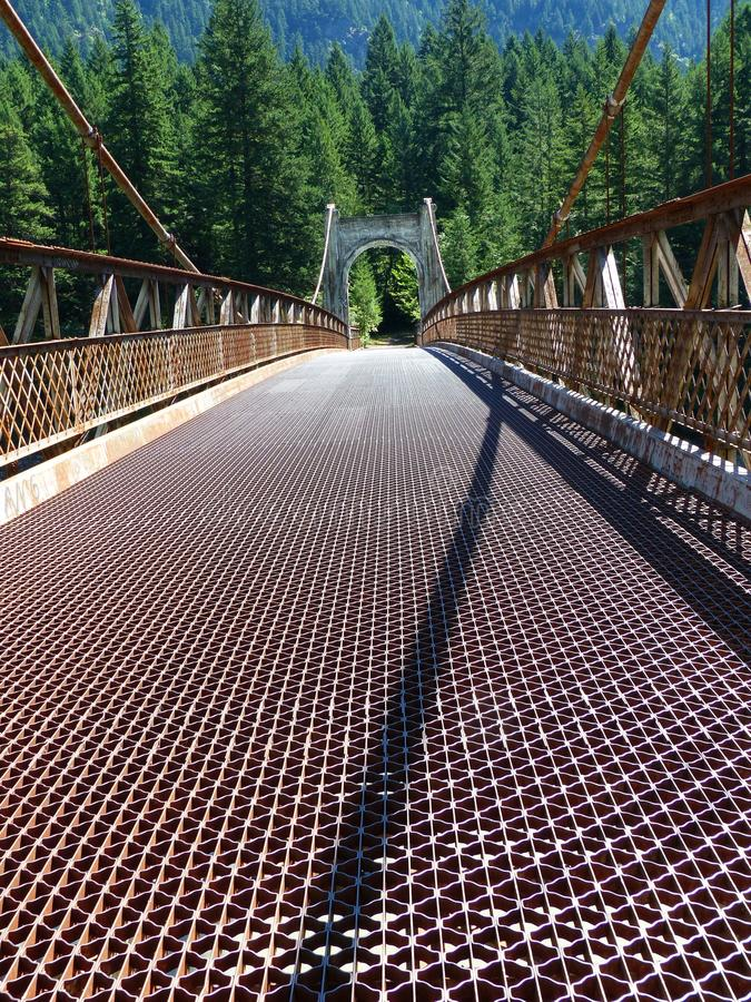 Bridge, Road Surface, Line, Asphalt royalty free stock image
