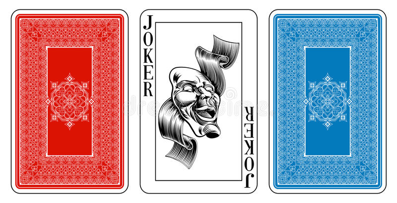 Bridge Size Joker Play...